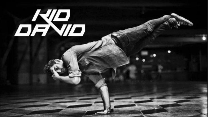 影響を受けたBboy『KID DAVID』の動画からスタイルを学ぶ