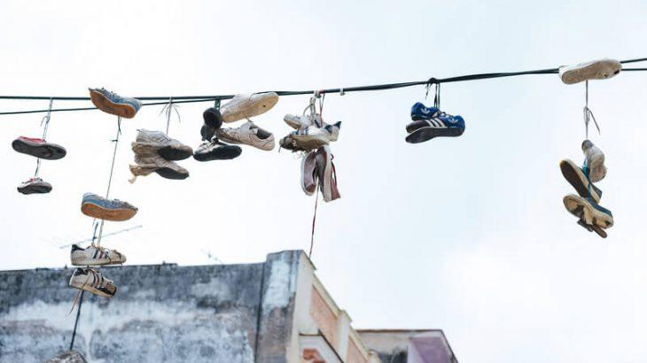 靴が臭い!ダンサーがオススメするスニーカーの臭い、防臭対策まとめ
